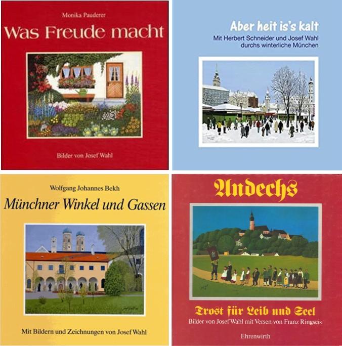 Bücher_Josef Wahl